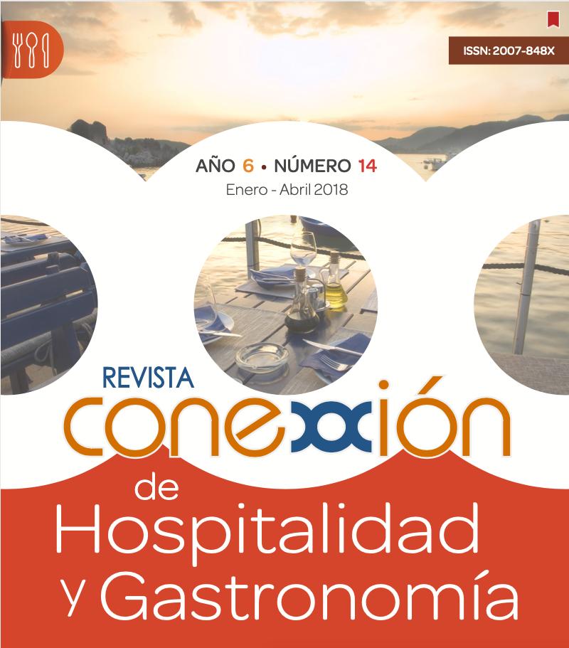 Revista Conexxión de Hospitalidad y Gastronomía Año 6 – Número 14