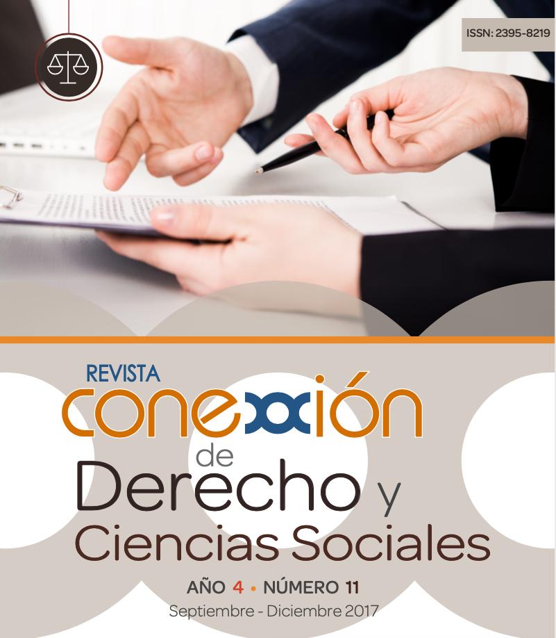 Revista Conexxión de Derecho y Ciencias Sociales Año 4 – Número 11