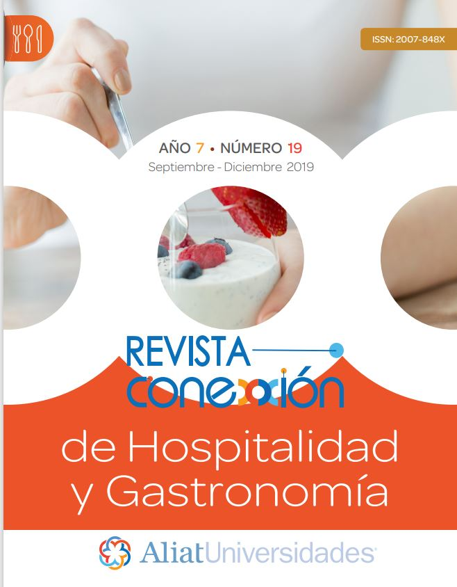 Revista Conexxión de Hospitalidad y Gastronomía Año 7 – Número 19