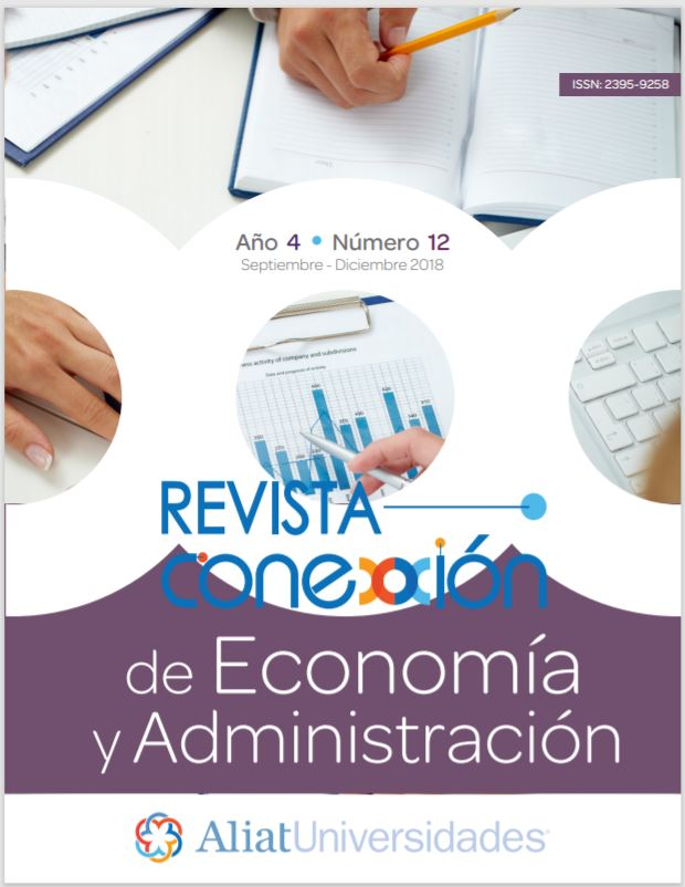 Revista Conexxión de Economía y Administración Año 4 - Número 11