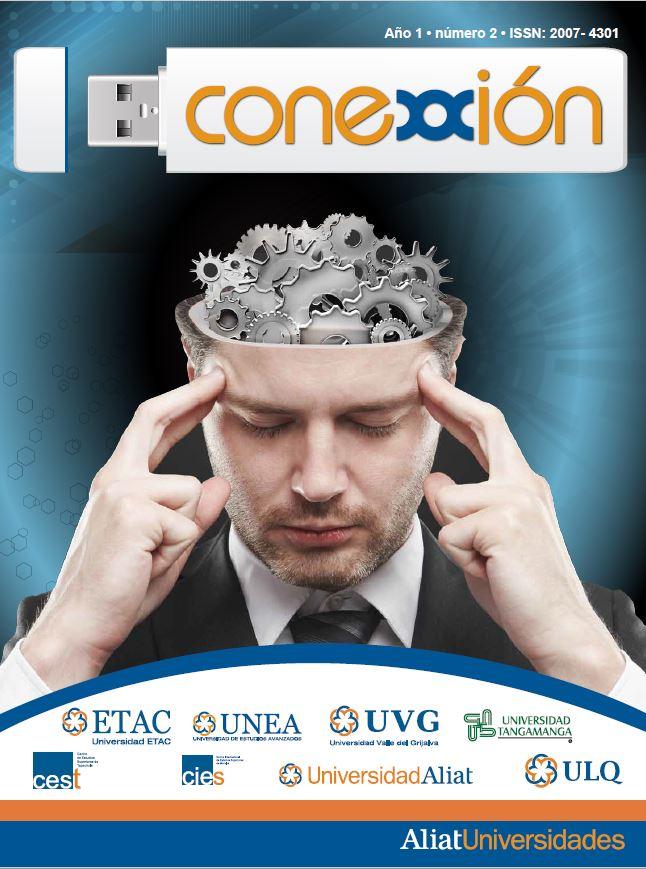 Revista Conexxión Año 1 No. 2