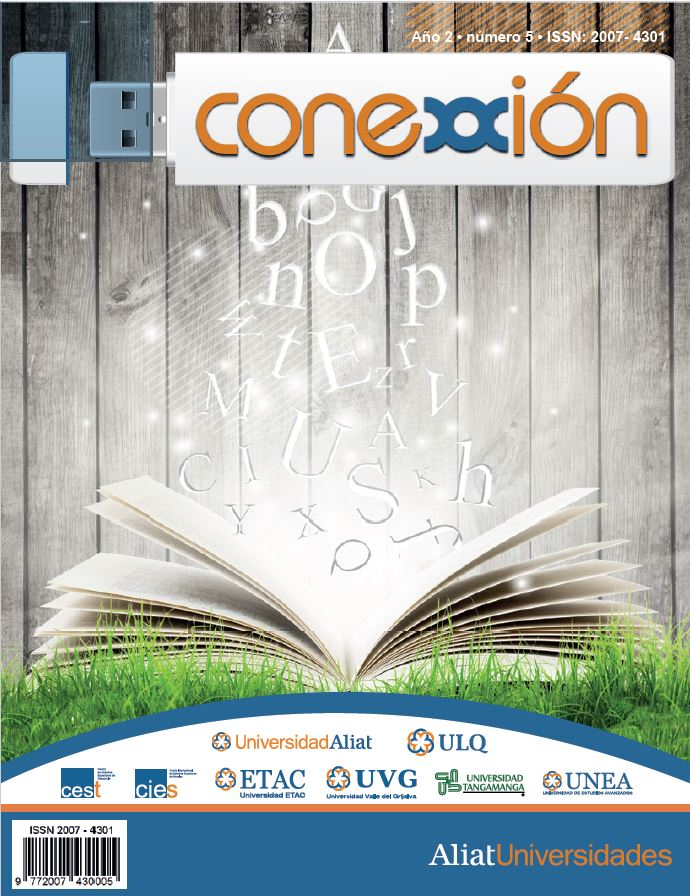 Revista Conexxión Año 2 No. 5