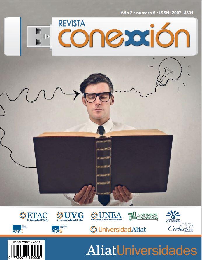Revista Conexxión Año 2 No. 6