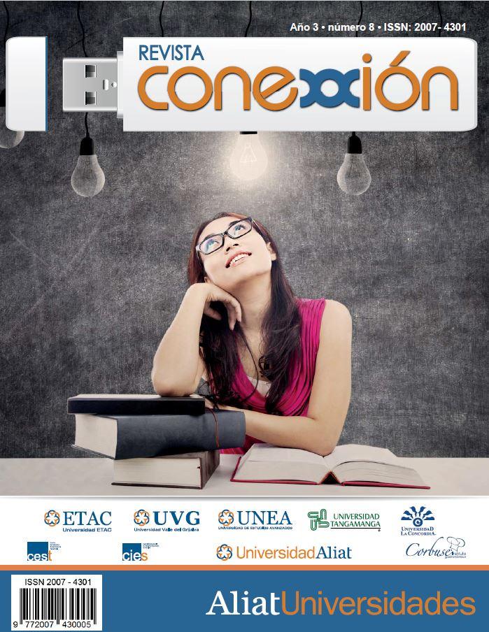 Revista Conexxión Año 3 No. 8