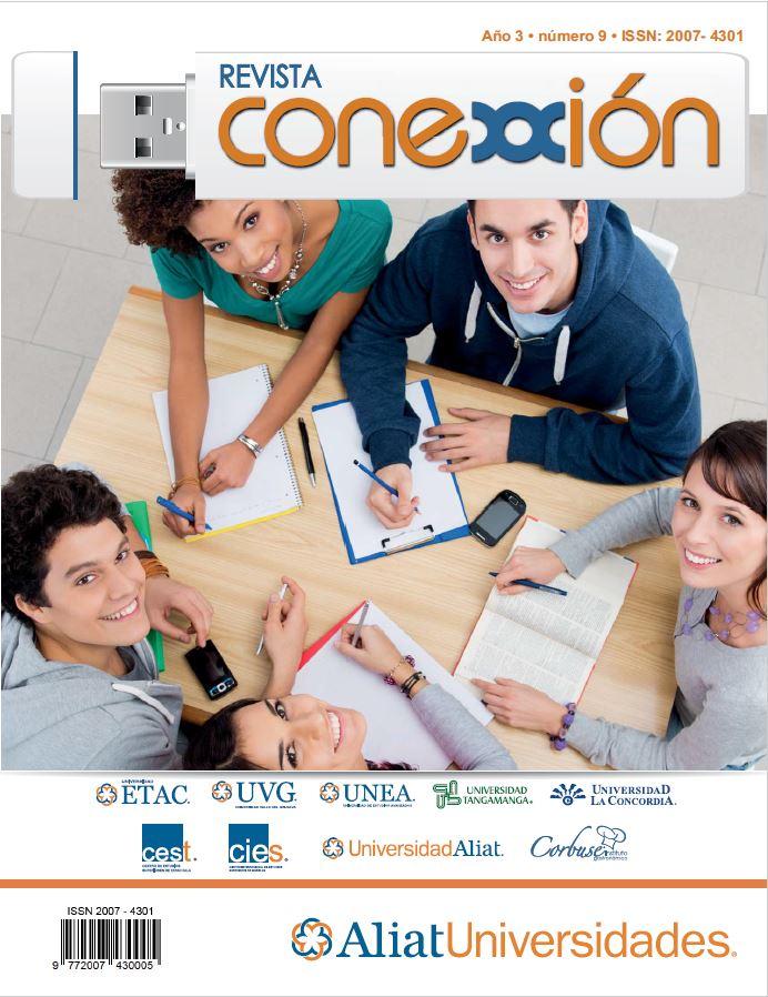 Revista Conexxión Año 3 No. 9
