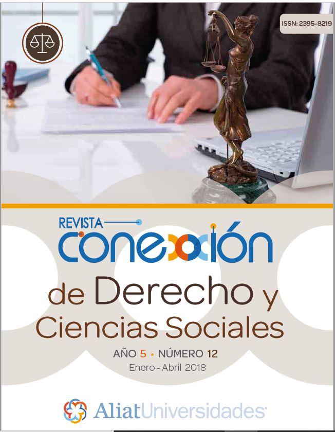 Revista Conexxión de Derecho y Ciencias Sociales Año 5 – Número 12