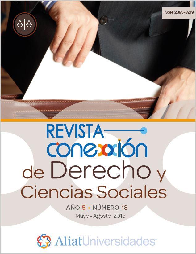 Revista Conexxión de Derecho y Ciencias Sociales Año 5 – Número 13