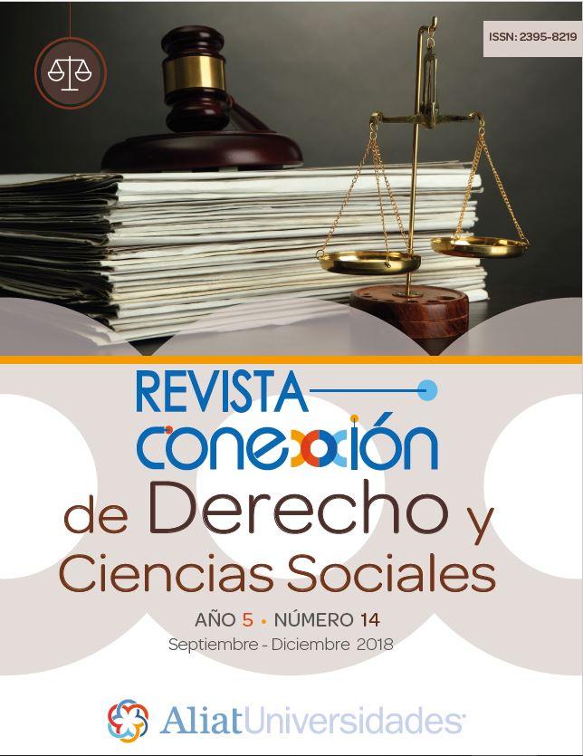 Revista Conexxión de Derecho y Ciencias Sociales Año 5 – Número 14