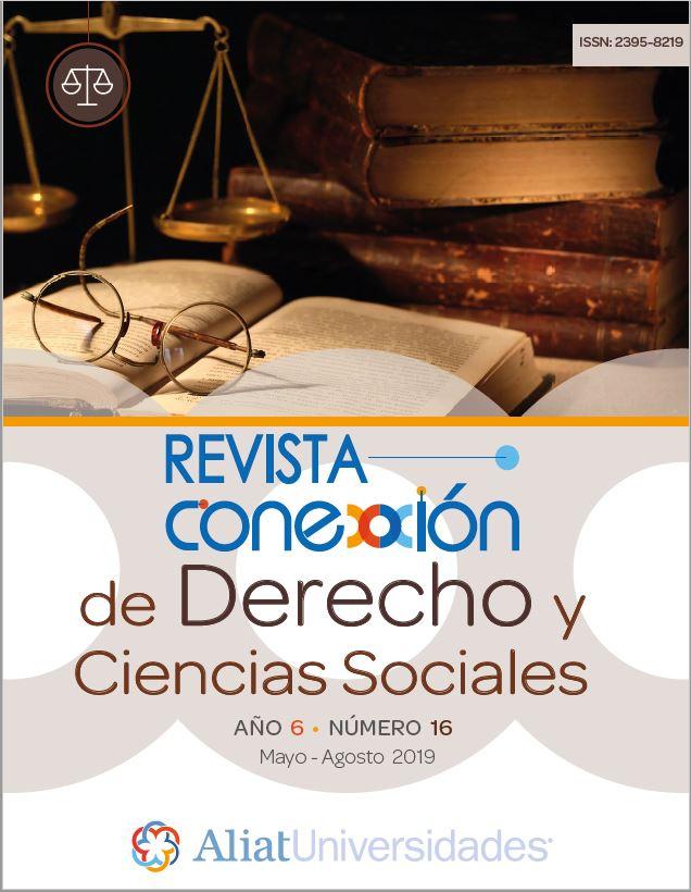 Revista Conexxión de Derecho y Ciencias Sociales Año 6 – Número 16