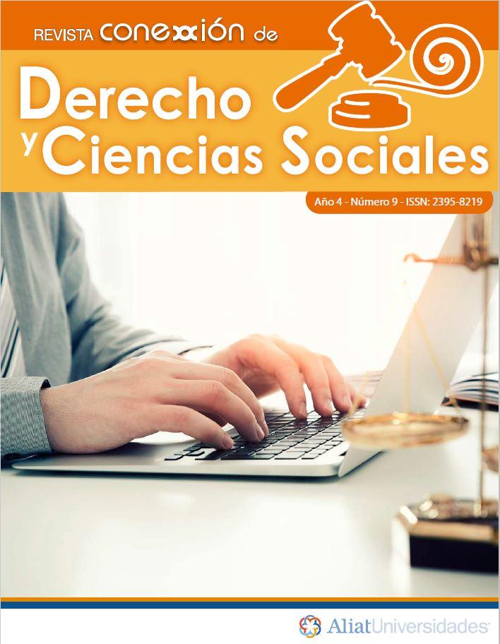 Revista Conexxión de Derecho y Ciencias Sociales Año 4 - Número 9