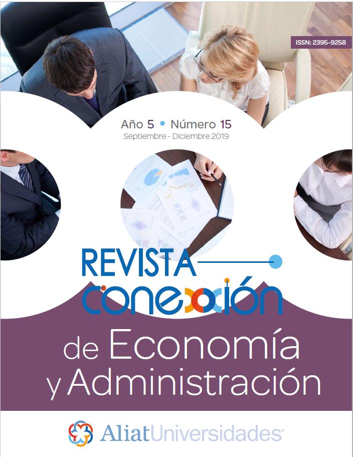 Revista Conexxión de Economía y Administración Año 5 - Número 15