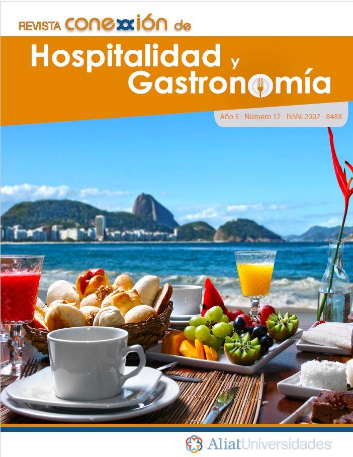 Revista Conexxión de Hospitalidad y Gastronomía Año 5 – Número 12