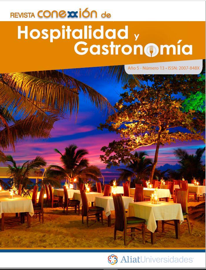 Revista Conexxión de Hospitalidad y Gastronomía Año 5 – Número 13