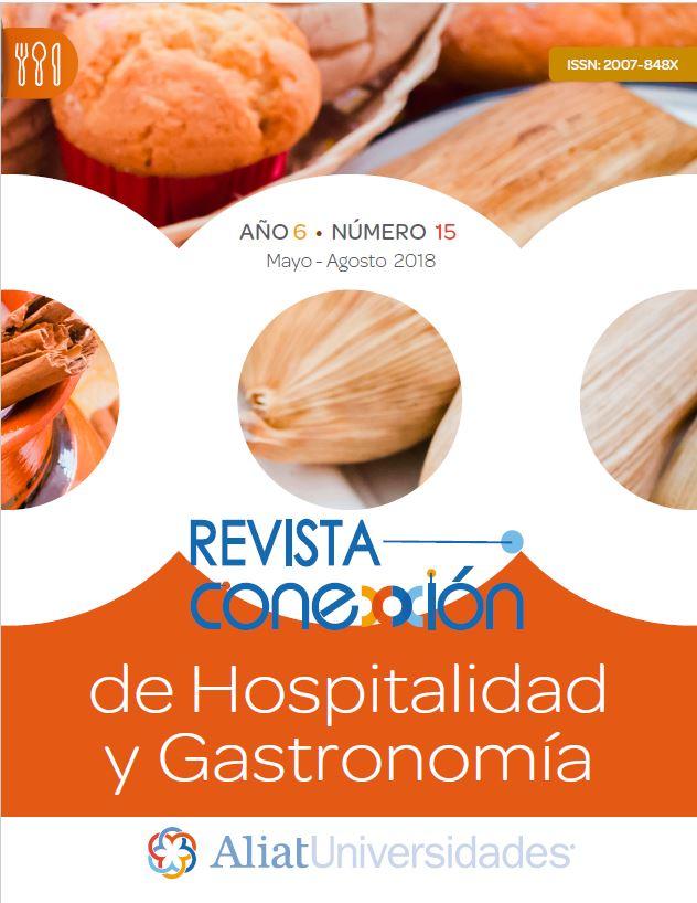Revista Conexxión de Hospitalidad y Gastronomía Año 6 – Número 15