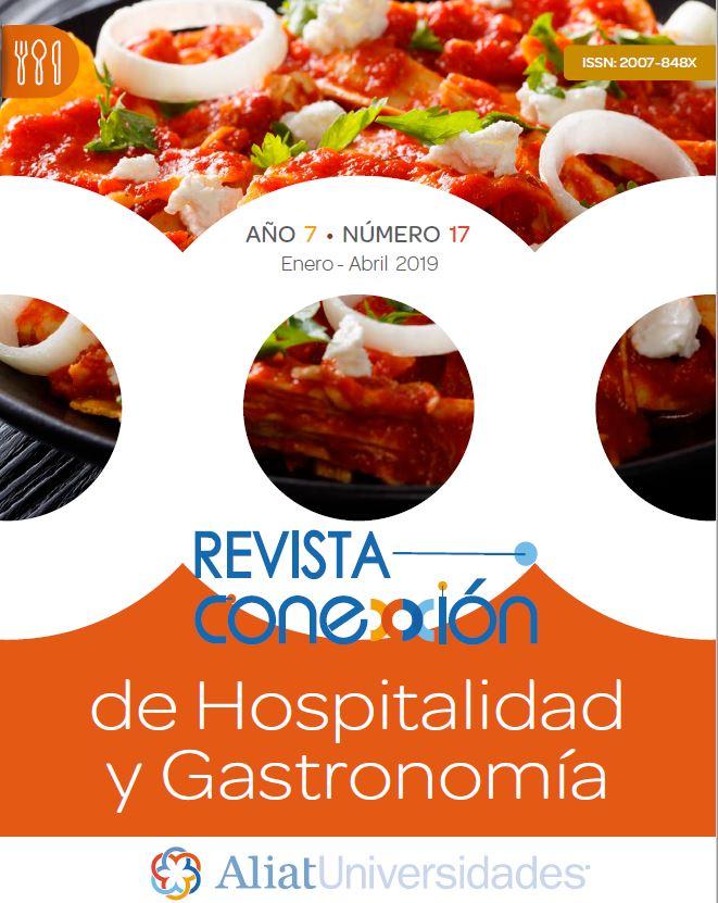 Revista Conexxión de Hospitalidad y Gastronomía Año 7 – Número 17