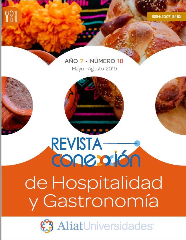 Revista Conexxión de Hospitalidad y Gastronomía Año 7 – Número 18