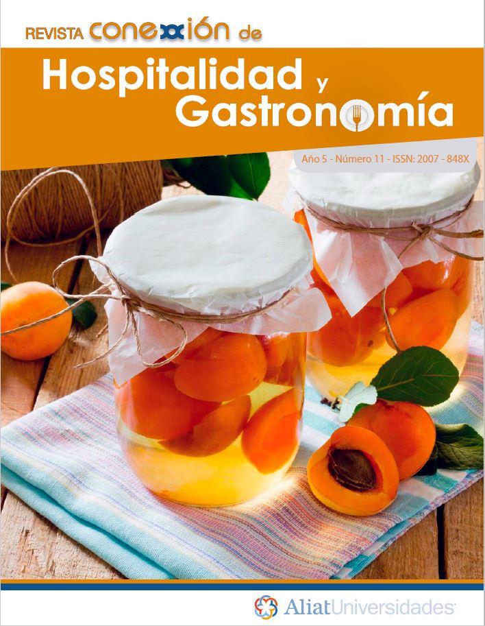 Revista Conexxión de Hospitalidad y Gastronomía Año 5 - Número 11