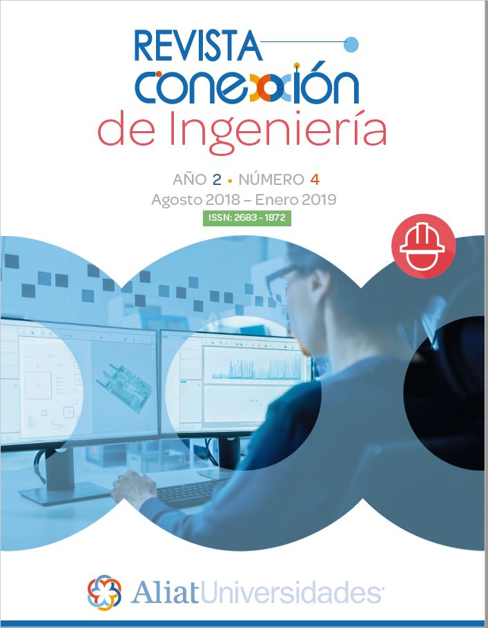 Revista Conexxión de Ingeniería Año 2 - Número 4