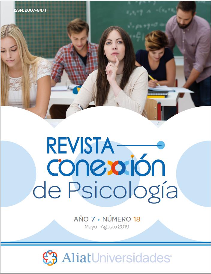 Revista Conexxión de Psicología Año 7 - Número 18