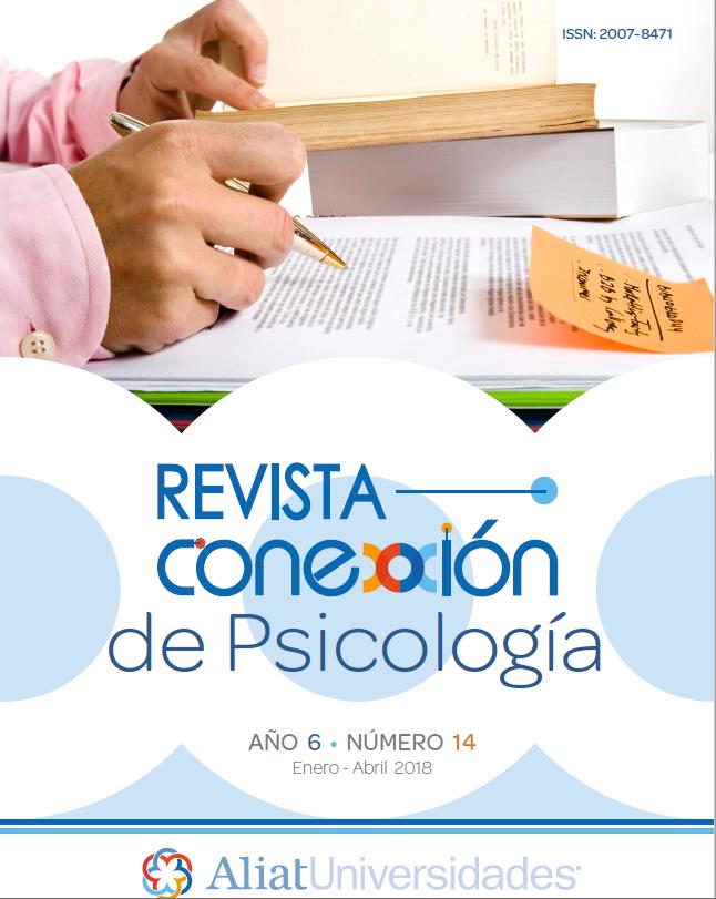 Revista Conexxión de Psicología Año 6 - Número 14
