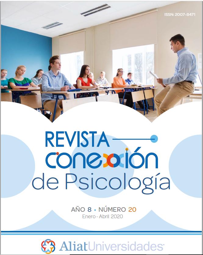 Revista Conexxión de Psicología Año 8 - Número 20