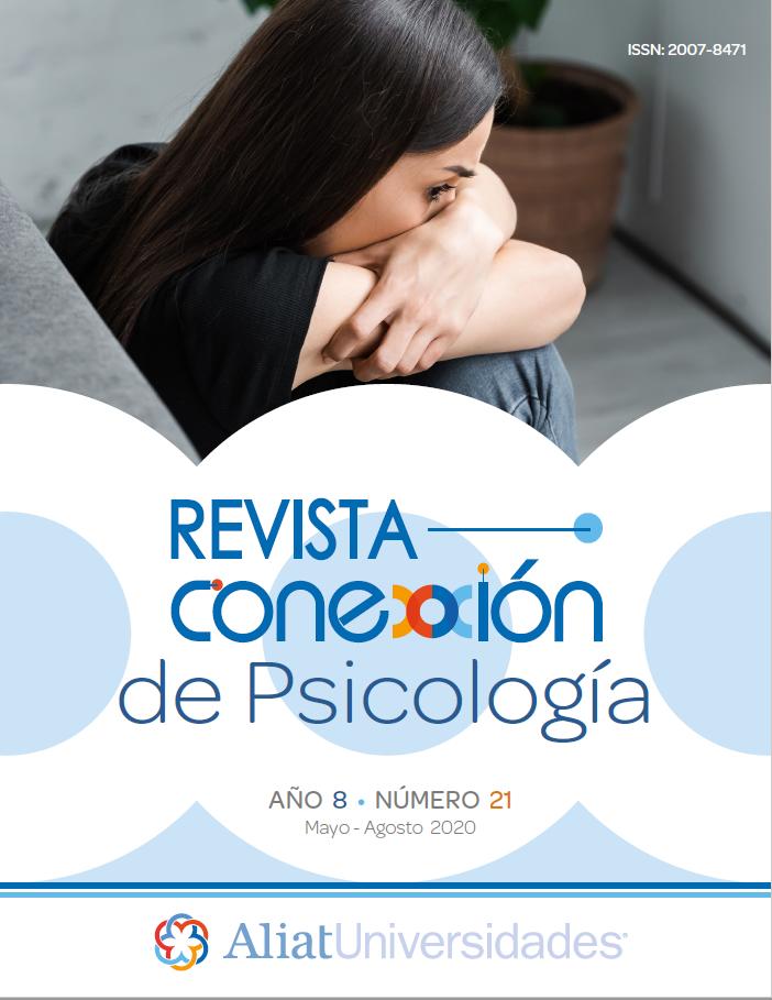Revista Conexxión de Psicología Año 8 - Número 21