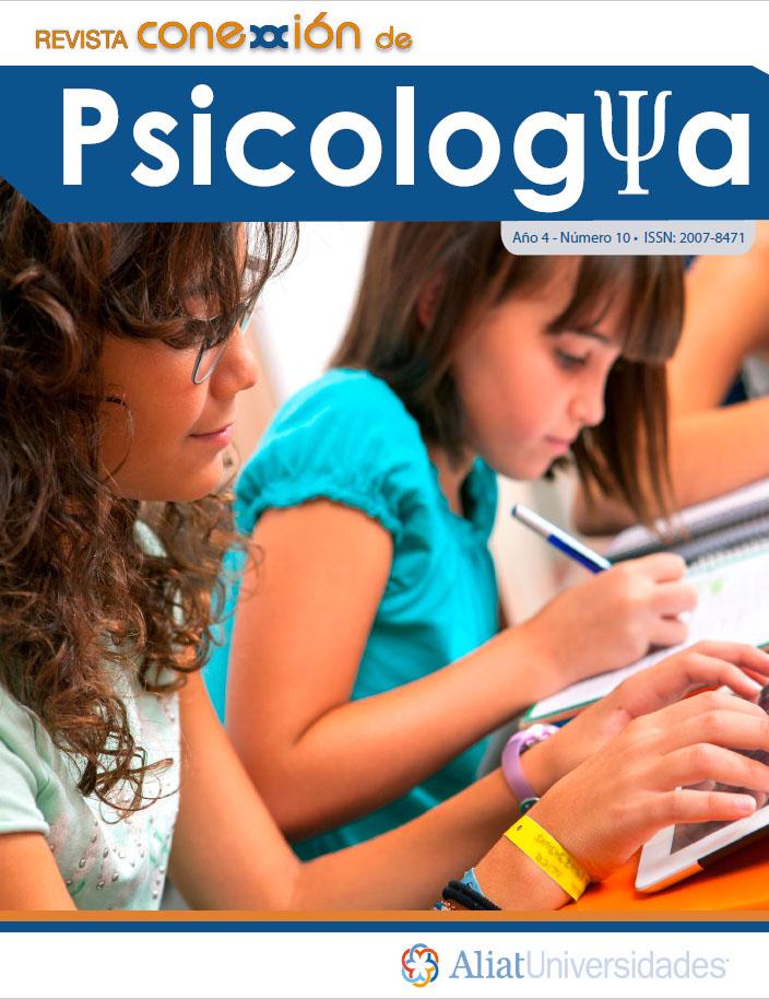 Revista Conexxión de Psicología Año 4 Número 10