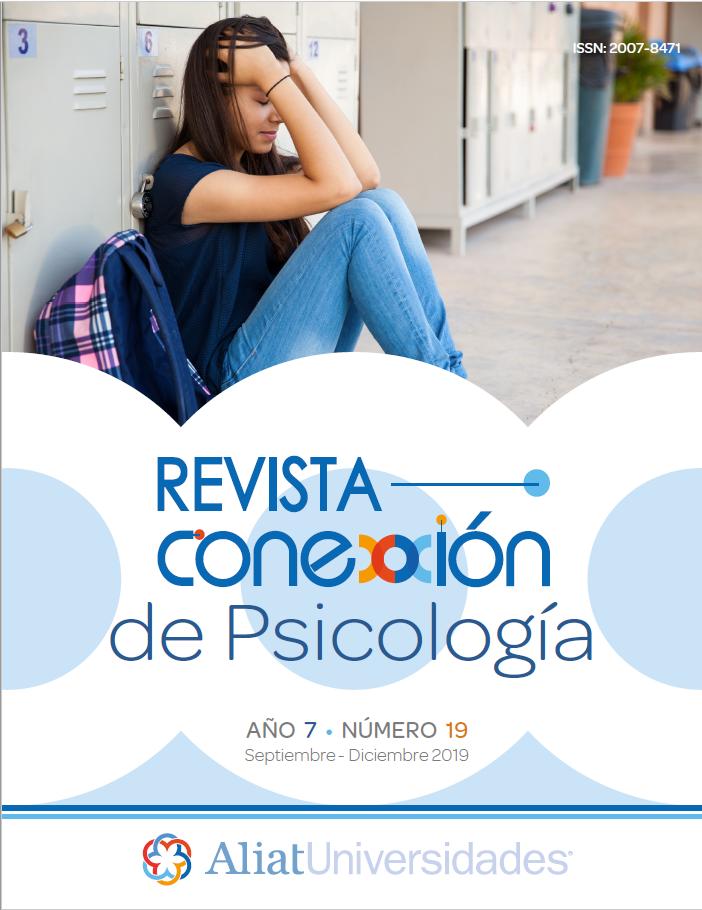 Revista Conexxión de Psicología Año 7 - Número 19