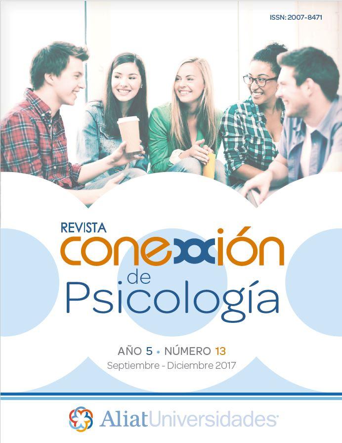 Revista Conexxión de Psicología Año 5 - Número 13