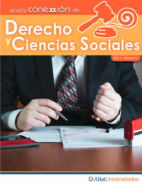 Revista Conexxión de Derecho y Ciencias Sociales Año 1 Número 2
