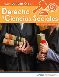 Revista Conexxión de Derecho y Ciencias Sociales Año 3 Número 7
