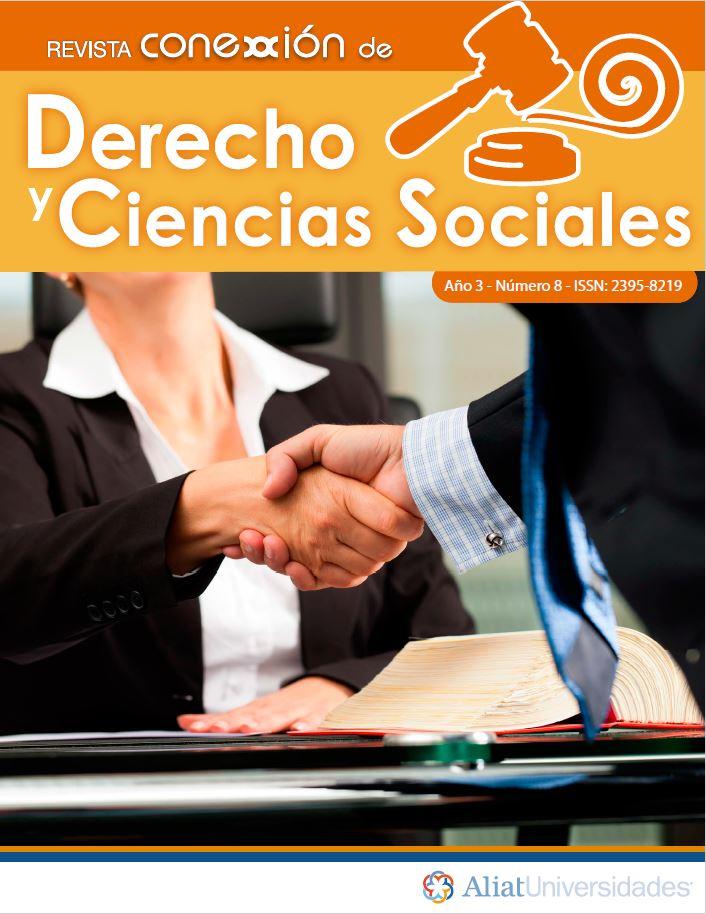 Revista Conexxión de Derecho y Ciencias Sociales Año 3 - Número 8