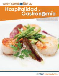 Revista Conexxión de Hospitalidad y Gastronomía Año 3. Número 7