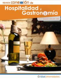 Revista Conexxión de Hospitalidad y Gastronomía Año 4. Número 8