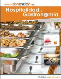 Revista Conexxión de Hospitalidad y Gastronomía Año 3. Número 5