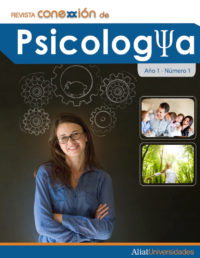 Revista Conexxión de Psicología Año 1 Número 1