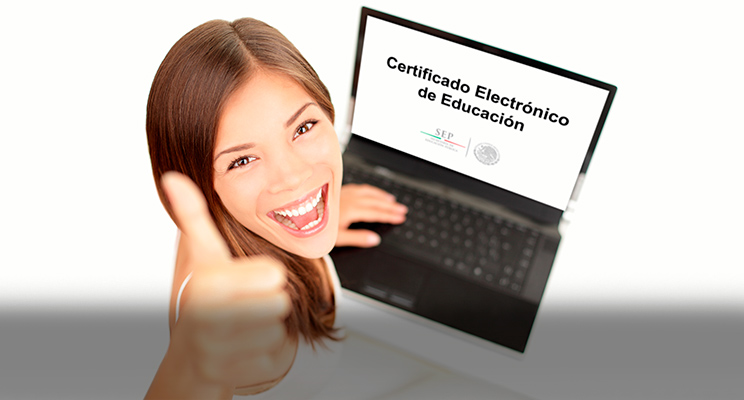 Certificado electrónico