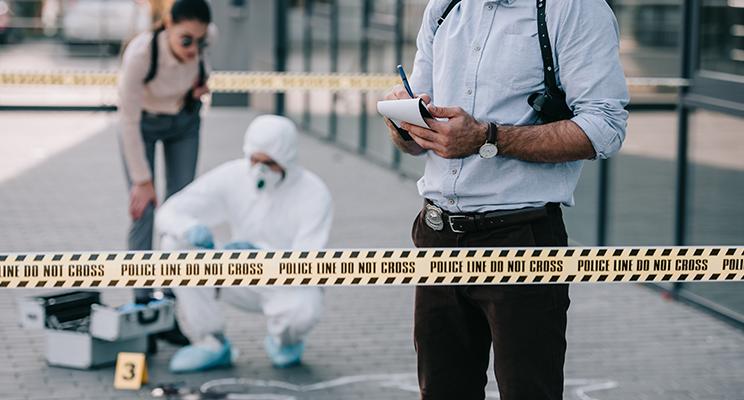 como se complementan la criminologia y criminalistica